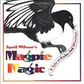 Magpie Magic: A Tale of Colorful Mischief