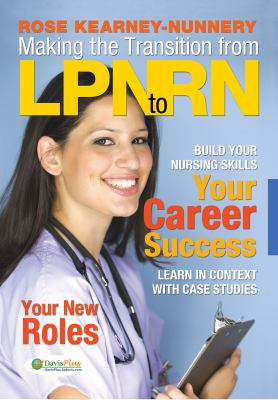 Making the Transition from LPN to RN 9780803621480