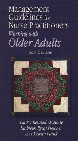 Management Guidelines for Nurse Practitioners Working with Older Adults 9780803611207