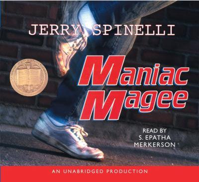Maniac Magee (Lib)(CD) 9780807211663
