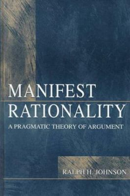 Manifest Rationality CL 9780805821734