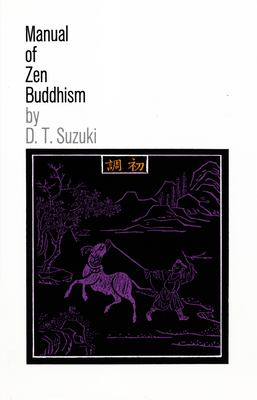 Manual of Zen Buddhism 9780802130655