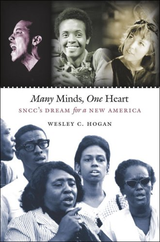 Many Minds, One Heart: SNCC's Dream for a New America 9780807859599