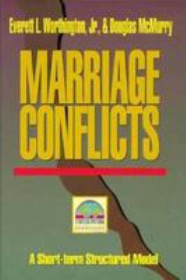 Marriage Conflicts 9780801097232
