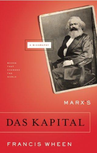 Marx's Das Kapital: A Biography 9780802143945