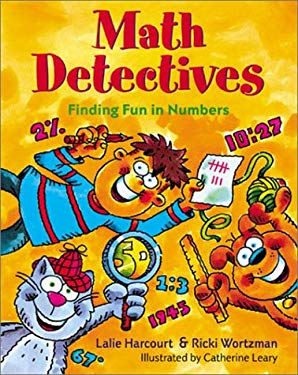 Math Detectives: Finding Fun in Numbers 9780806978932