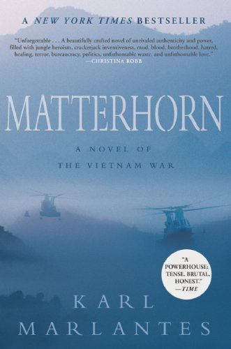 Matterhorn: A Novel of the Vietnam War 9780802145314
