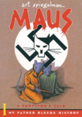 Maus: A Survivor's Tale: My Father Bleeds History 9780808598534