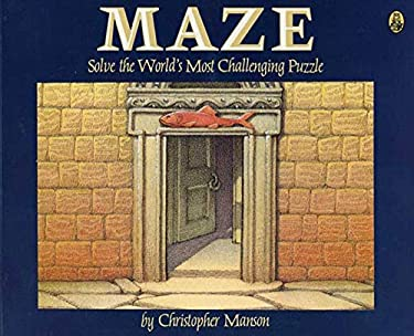 Maze: A Riddle in Words and Pictures 9780805010886