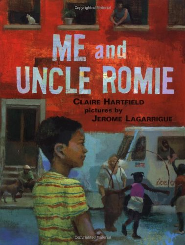 Me and Uncle Romie: A Story Inspired by the Life and Art of Romare Beardon 9780803725201
