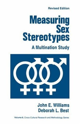 Measuring Sex Stereotypes: A Multination Study 9780803938144
