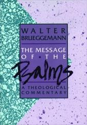 Message of the Psalms 3319505