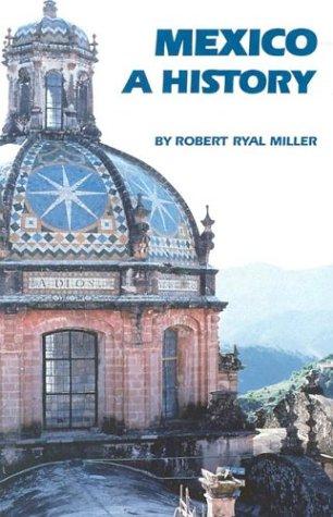 Mexico: A History 9780806121789