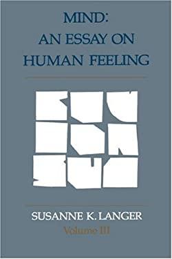 Mind: An Essay on Human Feeling 9780801825118