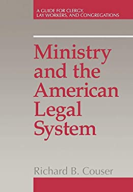 Ministry and the American Legal System 9780800626037