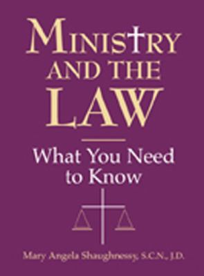 Ministry and the Law: What You Need to Know 9780809137893