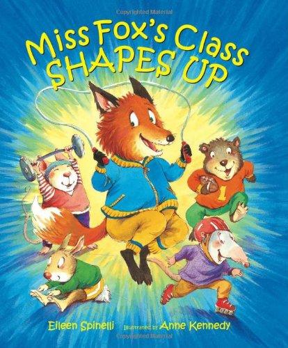Miss Fox's Class Shapes Up 9780807551714