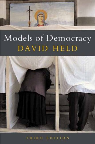 Models of Democracy 9780804754729