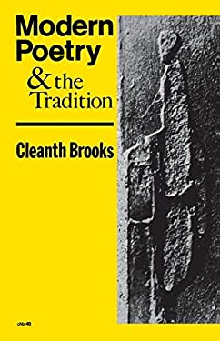 Modern Poetry and Tradition