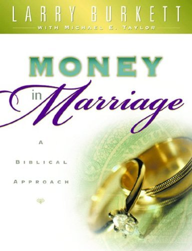 Money in Marriage Workbook [With CDROM] 9780802442307
