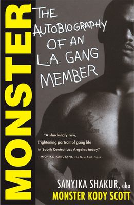 Monster: The Autobiography of an L.A. Gang Member 9780802141446