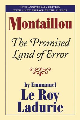 Montaillou: The Promised Land of Error 9780807615980