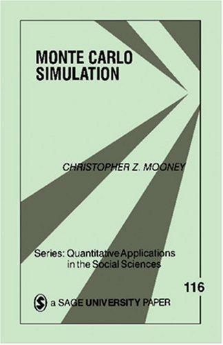 Monte Carlo Simulation 9780803959439