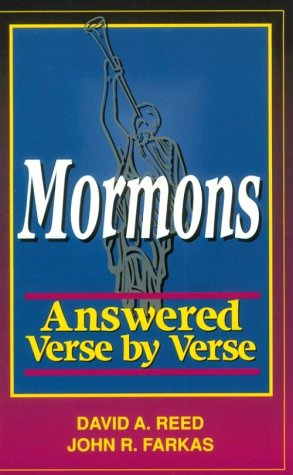 Mormons Answered Verse by Verse 9780801077616