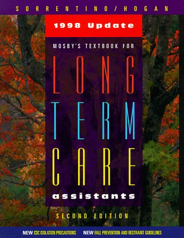 Mosby's Textbook for Long-Term Care Assistants 9780801670213