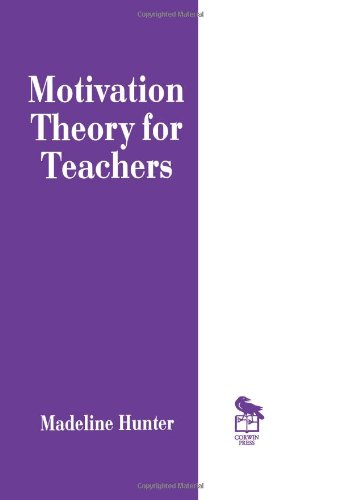 Motivation Theory for Teachers 9780803963214