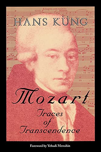 Mozart: Traces of Transcendence 9780802806888