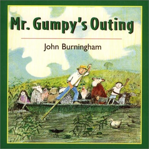 Mr. Gumpy's Outing 9780805066296