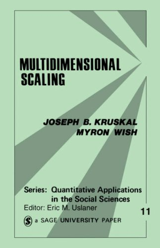 Multidimensional Scaling 9780803909403