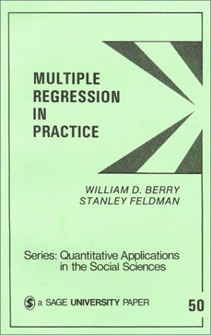 Multiple Regression in Practice 9780803920545