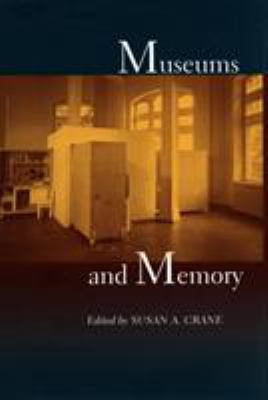 Museums and Memory 9780804735643