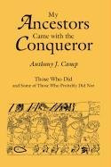 My Ancestors Came with the Conqueror 9780806313900