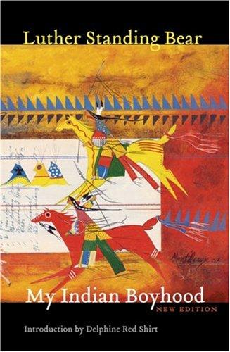 My Indian Boyhood 9780803293342