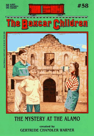 The Mystery at the Alamo