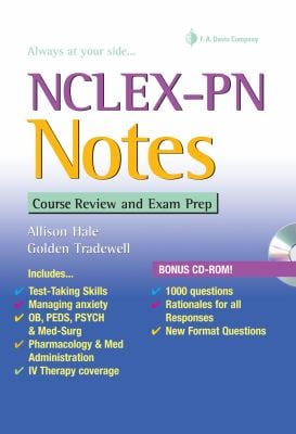 NCLEX-PN Notes: Course Review and Exam Prep