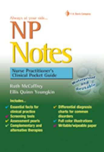 NP Notes: Nurse Practitioner's Clinical Pocket Guide 9780803621671