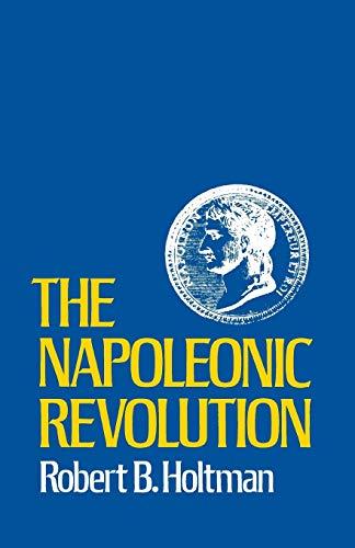 Napoleonic Revolution 9780807104873
