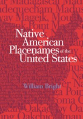 Native American Placenames of the United States 9780806135762