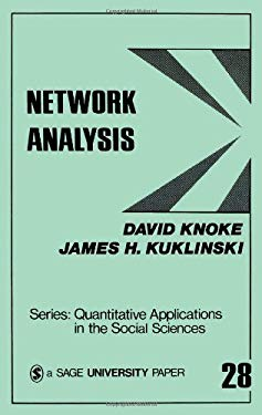 Network Analysis 9780803919143