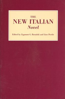 New Italian Novel 9780802080806