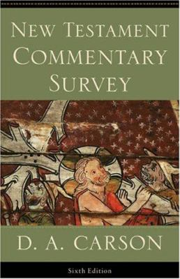 New Testament Commentary Survey 9780801031243