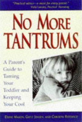 No More Tantrums 9780809230709