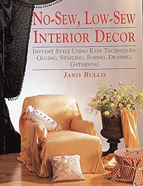 No-Sew, Low-Sew Interior Dicor 9780801987472