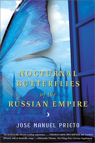 Nocturnal Butterflies of the Russian Empire 9780802138651