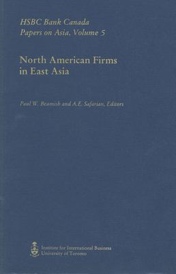 North American Firms in East Asia 9780802083166