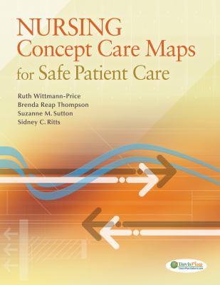 Nursing Concept Care Maps for Safe Patient Care 9780803630529